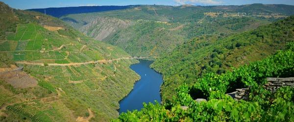 Rio Sil - Ribeira Sacra