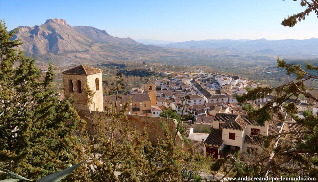 Velez Blanco, Andalucia