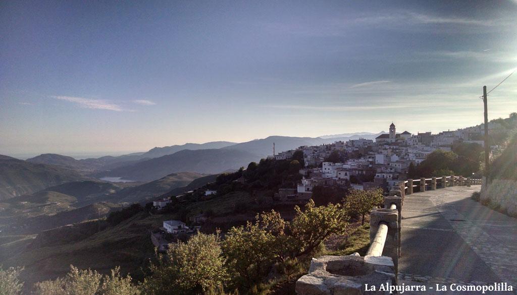 Cañar, la Alpujarra, Andalucia. Turismo rural