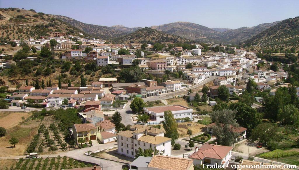 Frailes Jaén, Andalucía. Turismo rural