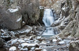 Cascada del Purgatorio. Valle de Lozoya