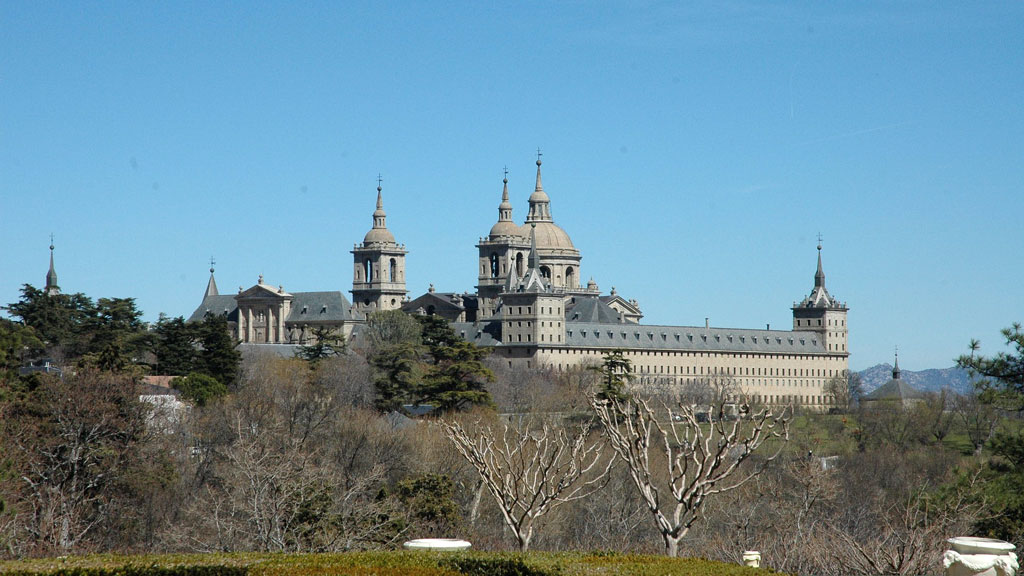 El Escorial Madrid